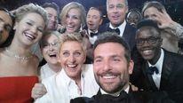 Ellen De Generes Oscar selfie
