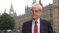 Former CBI boss Sir Richard Lambert
