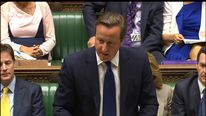 David Cameron at Prime Minister's Questions on IS beheading