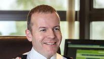 Police chief Nick Gargan suspended