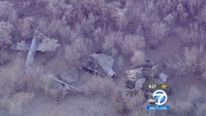 California Polsa Rosa Ranch helicopter crash