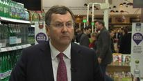 Tesco CEO Philip Clarke