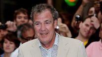 Jeremy Clarkson attends a film premiere
