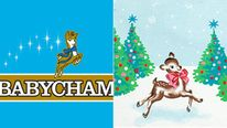 The Babycham and Cath Kidston logos