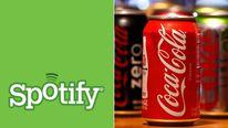 Spotify Coca-Cola