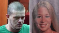 Van Der Sloot (L) and Holloway (R)