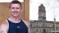 Phillip Westwater escaped from  St Nicholas Hospital in Gosforth, Newcastle