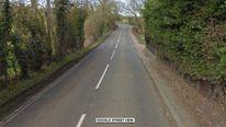 Bike and car crash on A5104 near Wrexham