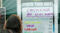 Eastleigh by-election odds