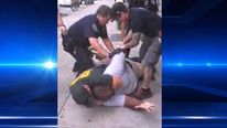 Eric Garner who died after police tried to arrest him