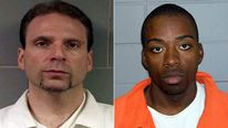 Escaped Chicago Prisoners Kenneth Conley And Joseph Banks