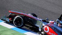 F1 McLaren Vodafone