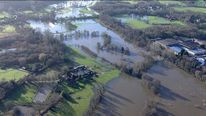 Flood warnings across UK