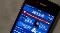 Greater Manchester Police Mobile Phone Policing App