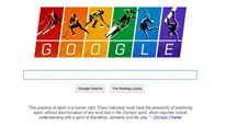 Sochi Google Doodle