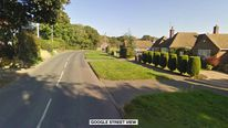 Google street view of Turkey Road in Bexhill