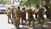 Israeli airstirkes on Syria after boy killed