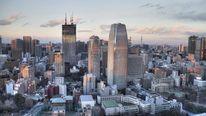 Japan Skyline