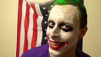 Vegas shooter Jerad Miller as the Joker