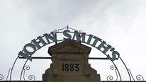 John Smith's Tadcaster Brewery