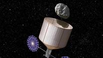Asteroid 'Lasso' plan
