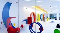 Google's London office