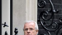 Lord Myners at Number 10 Downing Stree