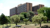 The One Military Hospital in Pretoria