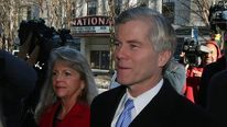 Former Virginia Governor McDonnell and wife