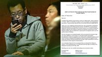 A letter to families of passengers on board missing flight MH370 from victims of the Air France disaster