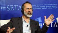 Former Syrian National Coalition President Moaz al-Khatib