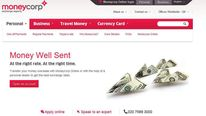 Moneycorp Website