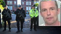 Policeman Manhunt For James Leslie After Shooting In Leeds