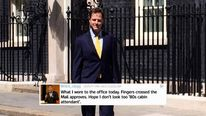 Nick Clegg tweet