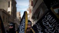 al Nusra Front in Syria