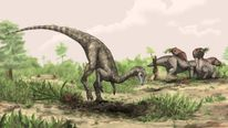 Nyasasaurus parrintoni - World's First Dinosaur