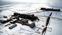 Alaska Oil Field Generic