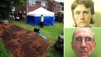Two sets of remains found in Mansfield garden