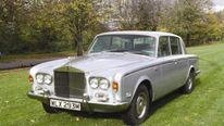 Rolls Royce belonging to Freddie Mercury