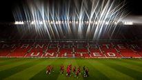 Manchester United's Old Trafford stadium