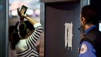 Most US airports use full-body scanners to screen passengers