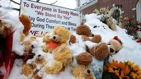 Tens of thousands of stuffed bears have been sent to Newtown