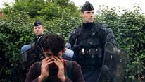 Immigrant camp evicted in Calais