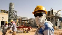 Saudi Aramco is the world's biggest oil company