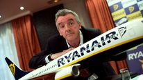 SPAIN-AIRLINE-RYANAIR-O'LEARY
