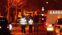 Furry Park Road, Dublin where Eamon Kelly was shot dead