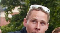Denmark's Allan Simonsen