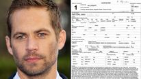 Paul Walker and his autopsy report