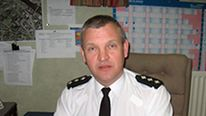 Chief Inspector Andy Lemon of the PSNI