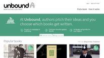 Unbound, the crowdfunded publishing platform